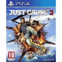 Just Cause 3 (PS4) (輸入版)