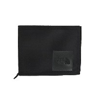 THE NORTH FACE SHUTTLE WALLET【NM81608-K-BLACK】