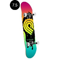 【POWELL PERALTA パウエル・ペラルタ】7.5in x 28.65in TRIPLE P COLBY FADE COMPLETEコンプリートデッキ(完成組立品)※6~8歳前後推奨...