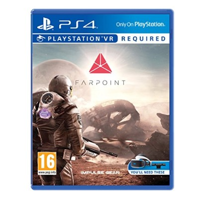 Farpoint (PSVR) - Imported