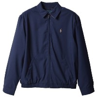 (ポロ・ラルフローレン)Polo Ralph Lauren 並行輸入 Blouson Bi-Swing Microfiber Windbreaker 7225388 French Navy M