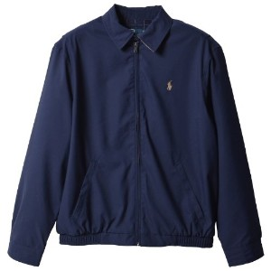 (ポロ・ラルフローレン)Polo Ralph Lauren 並行輸入 Blouson Bi-Swing Microfiber Windbreaker 7225388 French Navy XL