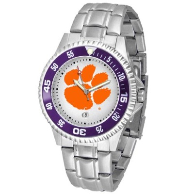 Clemson Tigers Competitor Watch with aメタルバンド