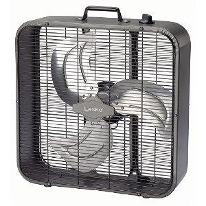 "20"" Metal Box Fan"