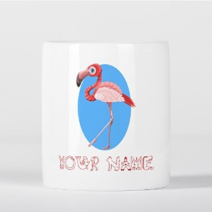 Customized Flamingo Children Kids Personalised 貯金箱