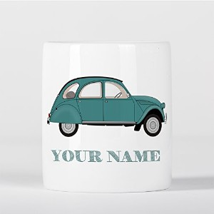 Customized Vintage Car Beetle Children Kids Personalised 貯金箱