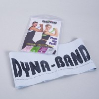 Dynaband - Green - workout resistance band by Dyna Band