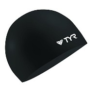 TYR Wrinkle Free Silicone Cap (Black)