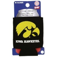 Iowa Hawkeyes Can KaddyクージーCoozie Cooler