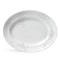 Vera Wang中国Vera Notions Platter Medium