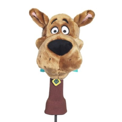 Creative Covers for Golf Scooby-Doo Head Cover