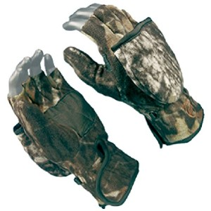Manzella Productions W12843 Bowhunter Convertible Glove Womens Large