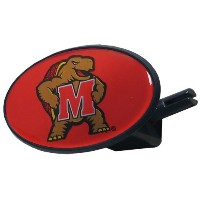 Siskiyou Sports CTH64PDO Maryland Terrapins College Hitch Cover