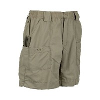 AFTCO Bluewater m01l Long従来釣りShorts – オリーブ – 40 ""