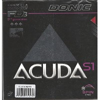 Donic Acuda s1Table Tennisラバー