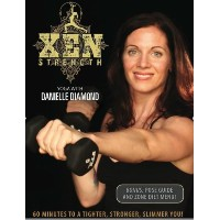 Xen Strength Yoga with Danielle Diamond DVD