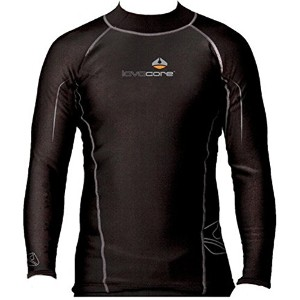Lavacore Men's Polytherm Long Sleeve Shirt for Watersports 3XLarge by Lavacore