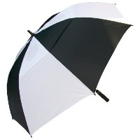 RainStoppers 62-inch Windbuster傘ゴルフ傘