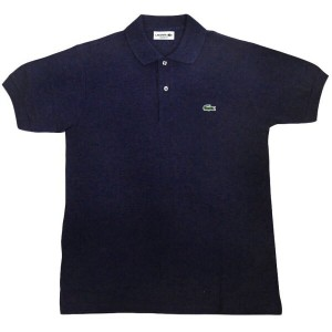 FRANCE LACOSTE(直輸入フランスラコステ) #L1264 S/S PIQUE POLOSHIRTS(半袖 鹿の子 ポロシャツ) PRUNELLE CHINE(CHINE SLOE)...