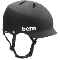 Bern(バーン) WATTS Matte Black S:53.5-55.5