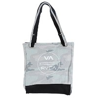 RVCA ルーカ トートバッグ ショルダーバック バック WASHED OUT TOTE BAG AH043-952 サーフ スケート ストリート キャンバス 迷彩 カバン