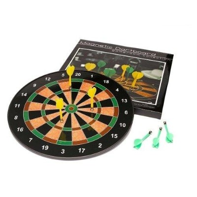 Funtime Gifts Magnetic Dartboard