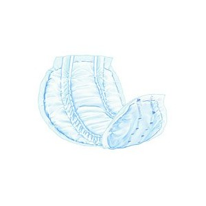 Attends Contour 6 - Large Shaped Pads - (AT6) [Personal Care] by Attends
