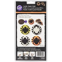 Wilton 2115-2500 Spider Cookie Candy Mold by Wilton