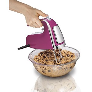 High Quality 62621 6-Speed Hand Mixer with Snap-On Case