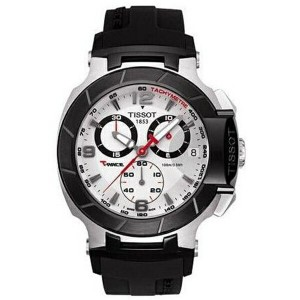 ティソ Tissot 腕時計 メンズ 時計 Tissot T-race Mens Watch T0484172703700 Wrist Watch (Wristwatch)
