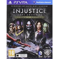 Injustice: Gods Among Us Ultimate Edition - (PS Vita) (輸入版)
