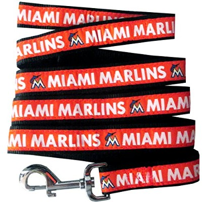 Miami Marlins Leash Medium