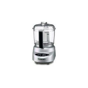 Cuisinart DLC-2ABC Mini-Prep Plus Food Processor, Brushed Chrome [並行輸入品]