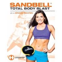 Hyperwear SandBell Total Body Blast DVD
