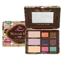 Sugar Pop Cat Eyes Totally Cute Too Faced Eyeshadow Palette Makeup Sweet Peach Eye Shadow Cosmetics