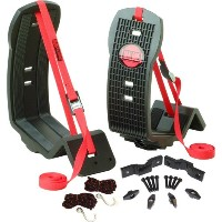 Malone AutoLoader XV J-Style Universal Car Rack Kayak Carrier with Bow and Stern Lines by Malone