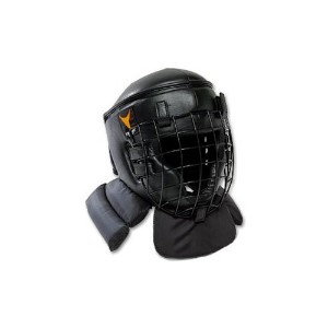 ProForce Thunder Padded Combat Head Guard w/ Face Cage Medium 1 packs
