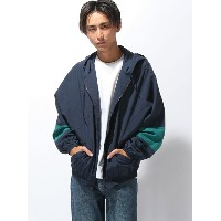 BROWNY VINTAGE 【BROWNY VIN】(M)カラーブロックドルマンパーカー ウィゴー【送料無料】