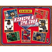 2012 MLB Panini Triple Play [Import allemand]
