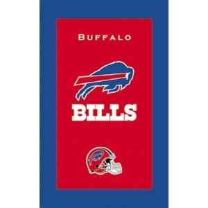 KR Strikeforce NFLタオルBuffalo Bills、マルチ
