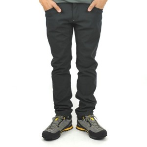 HOUDINI(フーディニ) Mens Action Twill Pants RockBlack Sサイズ