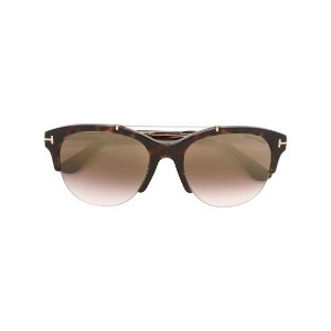 Tom Ford Eyewear - Adrenne サングラス - women - アセテート/metal - 55
