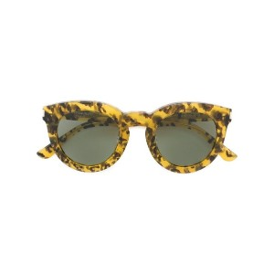 Saint Laurent Eyewear - SL 102 サングラス - women - アセテート - 47