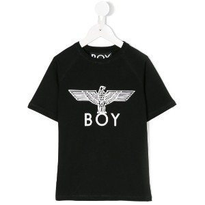 Boy London Kids - Eagle Tシャツ - kids - コットン - 4歳