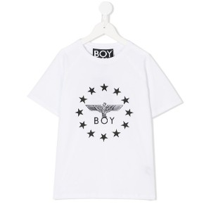 Boy London Kids - Globe Star Tシャツ - kids - コットン - 10歳