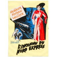Olympia Le-Tan - L'Inconnu Du Nord Express クラッチバッグ - women - コットン/metal - ワンサイズ