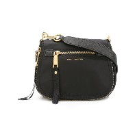 Marc Jacobs - Trooper Nomad 斜めがけバッグ S - women - カーフレザー/ナイロン - ワンサイズ