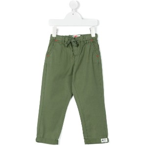 American Outfitters Kids - ドローストリング パンツ - kids - コットン - 12歳