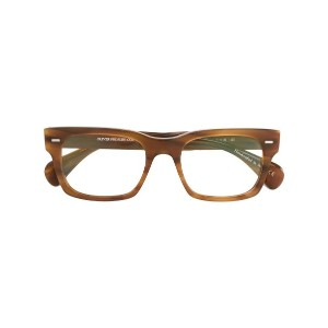 Oliver Peoples - Ryce べっ甲柄 眼鏡フレーム - unisex - アセテート - 51