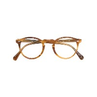 Oliver Peoples - Gregory Peck 眼鏡フレーム - unisex - アセテート/metal - 47
